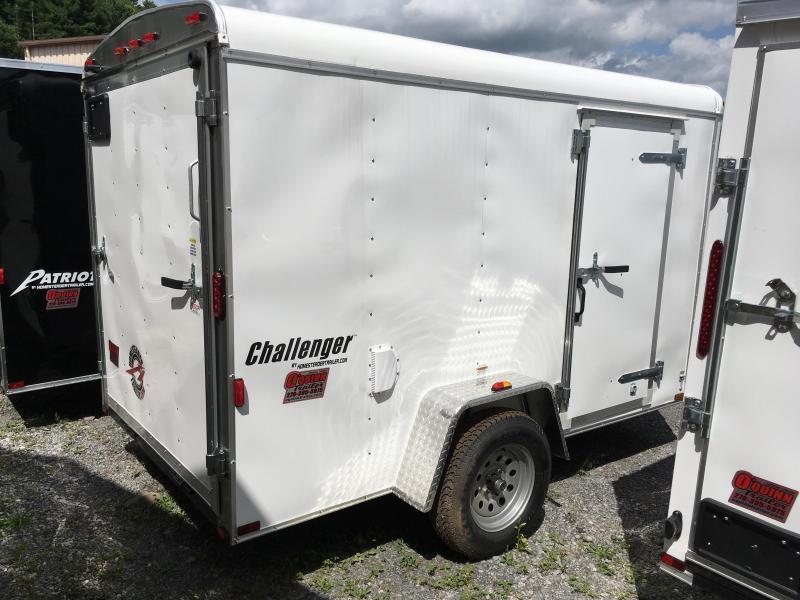 2020 Homesteader Inc. 6x10 challenger sd ramp Enclosed Cargo Trailer