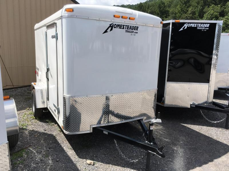 2020 Homesteader Inc. 6x10 challenger sd ramp Enclosed Cargo Trailer