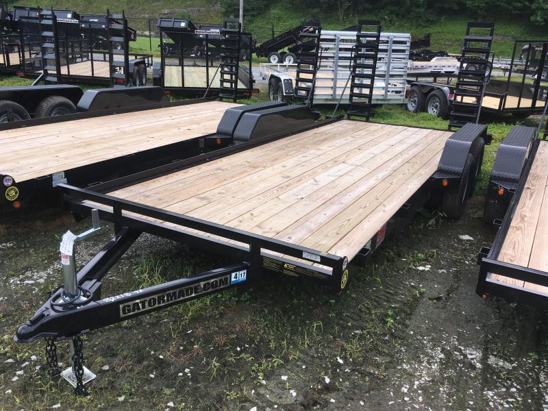 2019 18ft gatormade 7k equipment