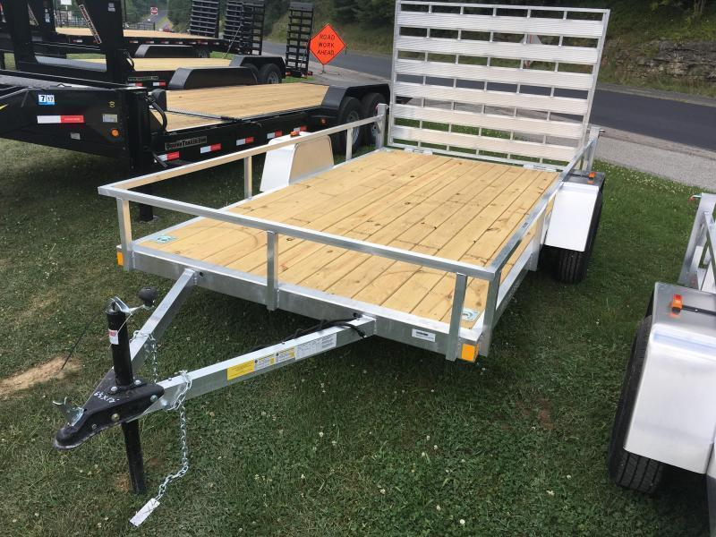 2020 Forest River Inc. 78x12 AFG wood floor aluminum Utility Trailer
