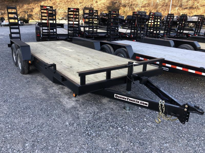 2020 Other (Not Listed) 82x20 7 Ton Equipment Trailer