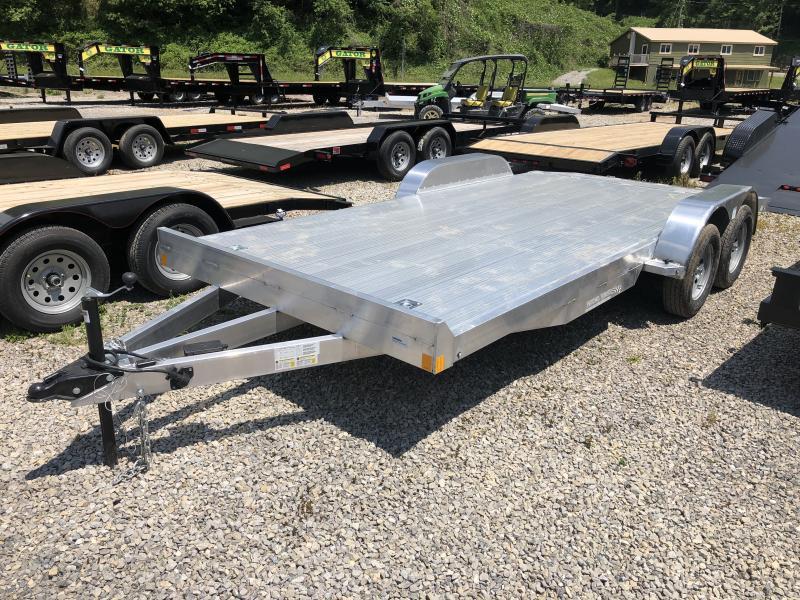 2020 Forest River Rance 18ft aluminum car hauler Car / Racing Trailer