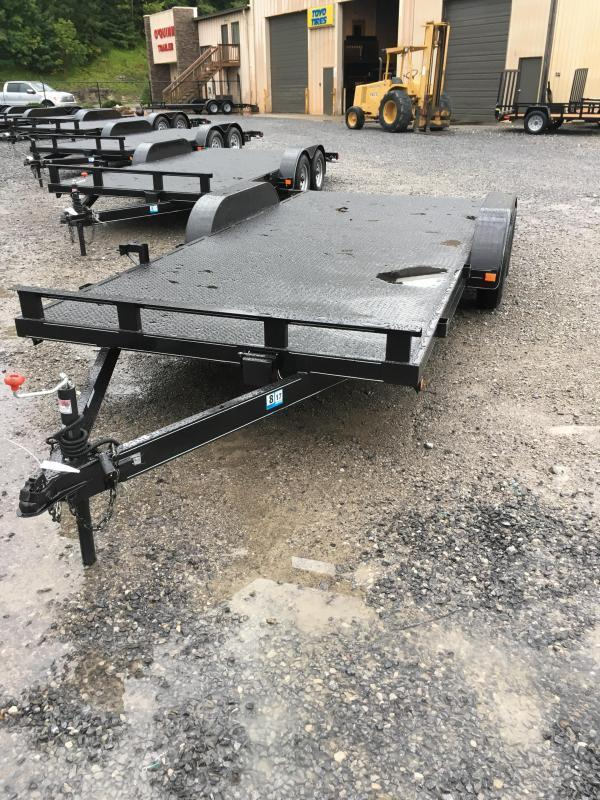 2020 Other 82x18 steel floor channel car hauler Car / Racing Trailer