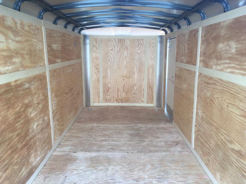 2020 Homesteader 7x16 Challenger sd ramp Enclosed Cargo Trailer