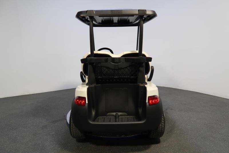 2020 Club Car Onward 2 Passenger LED Lights Glacier White Metallic
