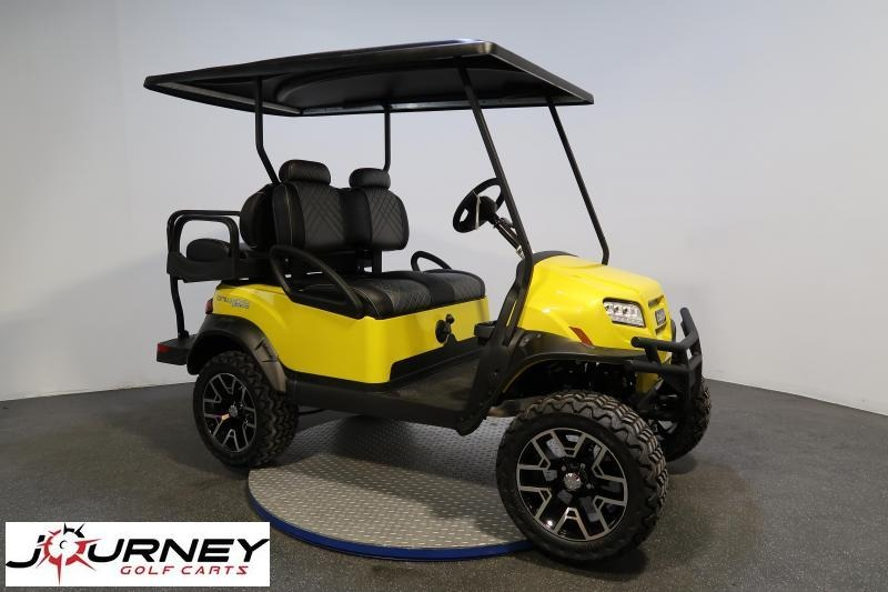 2020 Club Car Onward Sunshine Special Edition Lifted 4 Passenger Fully Loaded