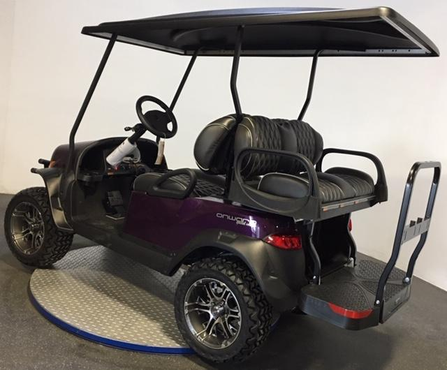 2020 Club Car Twilight Golf Cart