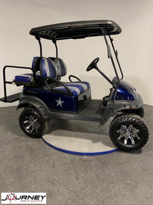2018 Club Car Precedent Golf Cart Lifted 4 Passenger Game Day