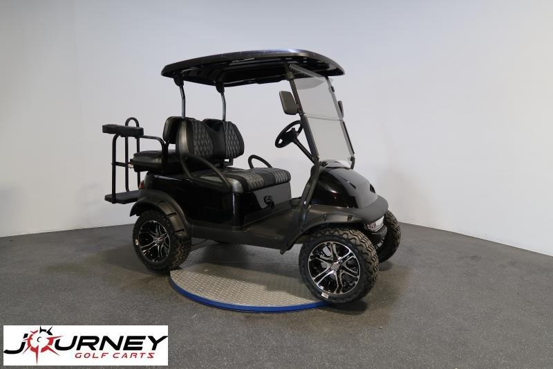 2016 Club Car Precedent Lifted 4 Passenger Custom Seats & Wheels