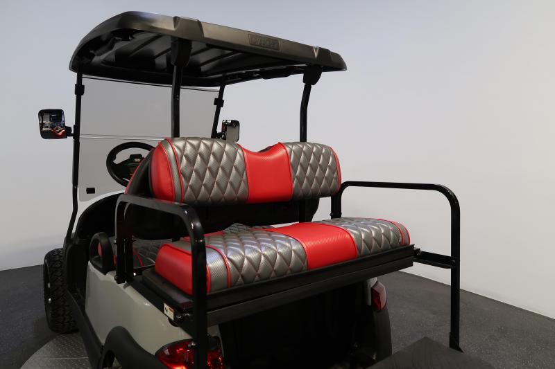 2016 Club Car Precedent Lifted 4 Passenger Fully Custom