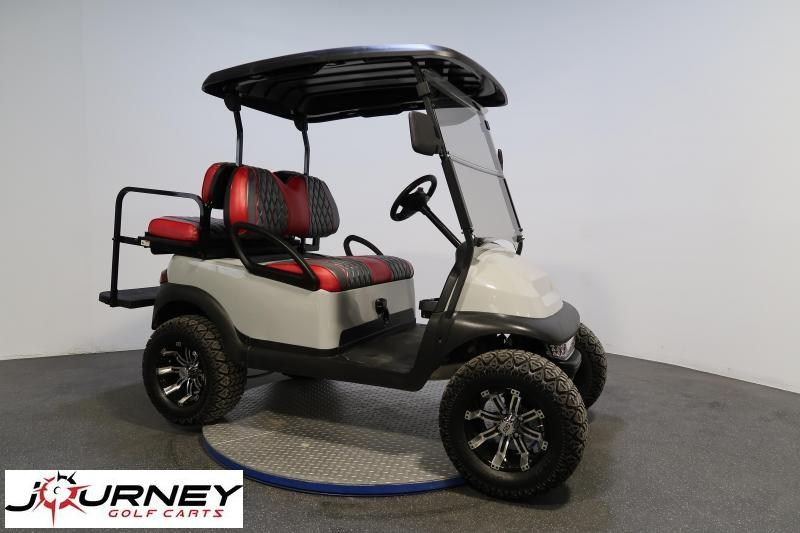 2016 Club Car Precedent Lifted 4 Passenger Fully Custom