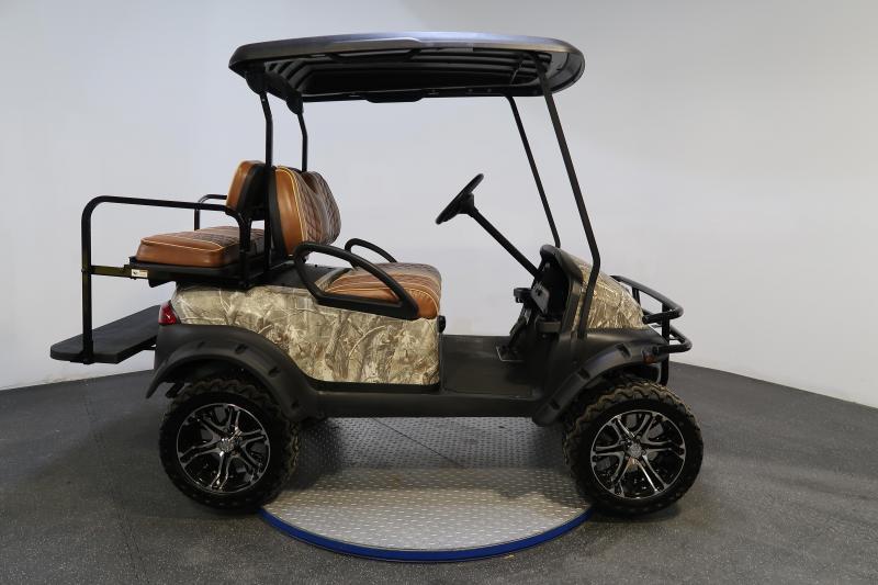 2017 Club Car Precedent Lifted & Customized