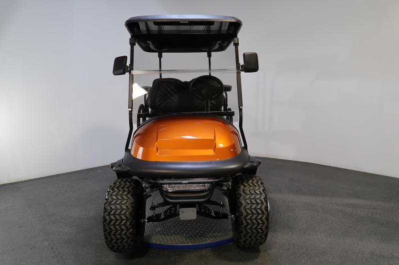 2017 Club Car Precedent 4 Passenger Lifted Fully Loaded