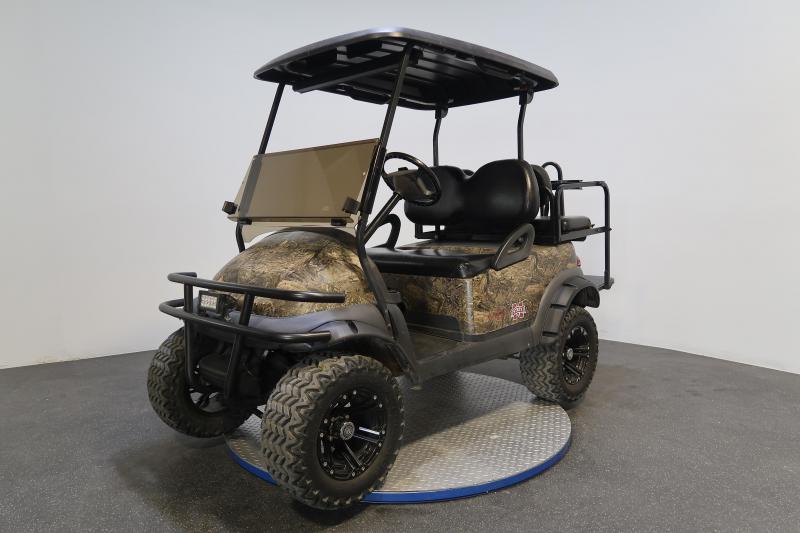 2007 Club Car Precedent Led Light Bar Brush Guard Custom