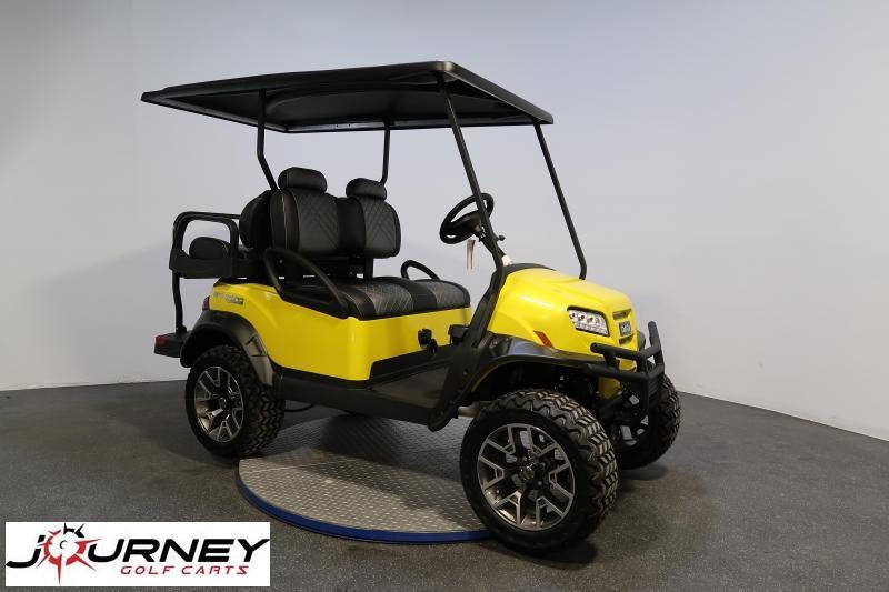 2020 Club Car Onward 4 Passenger Lifted Sunshine Special Edition