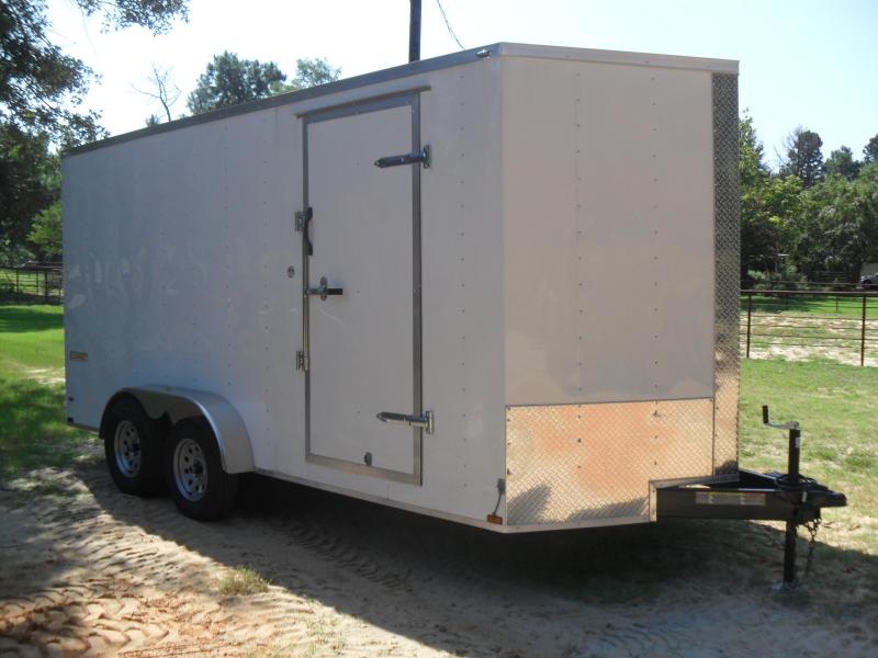 2019 Lark 16' Enclosed Cargo Trailer