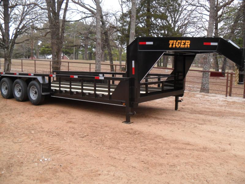 "2020 Tiger 20' x 96"" Tractor Hauler Utility Trailer"