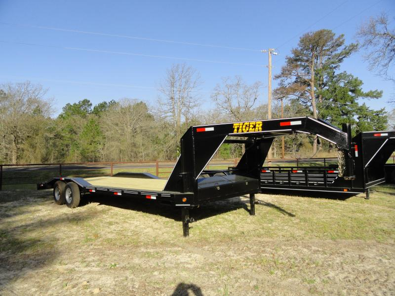 24 x 102 drive over fender Equipment Trailer