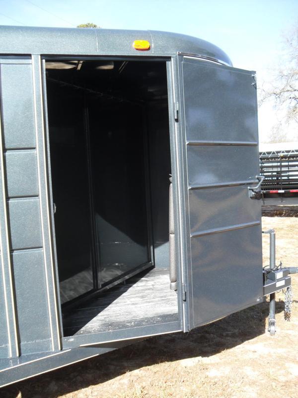 2020 Calico Trailers 16' bumper pull Livestock Trailer