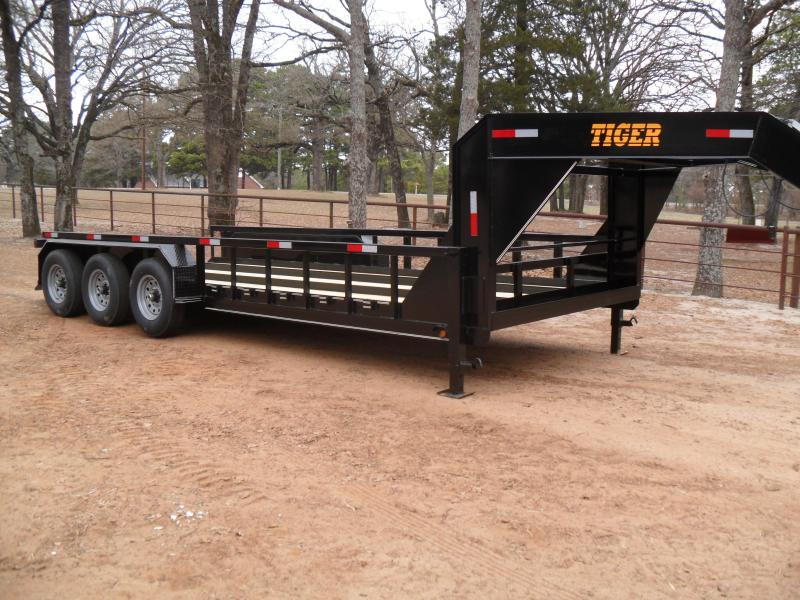 "2020 Tiger 22' x 96"" Tractor Hauler Utility Trailer"