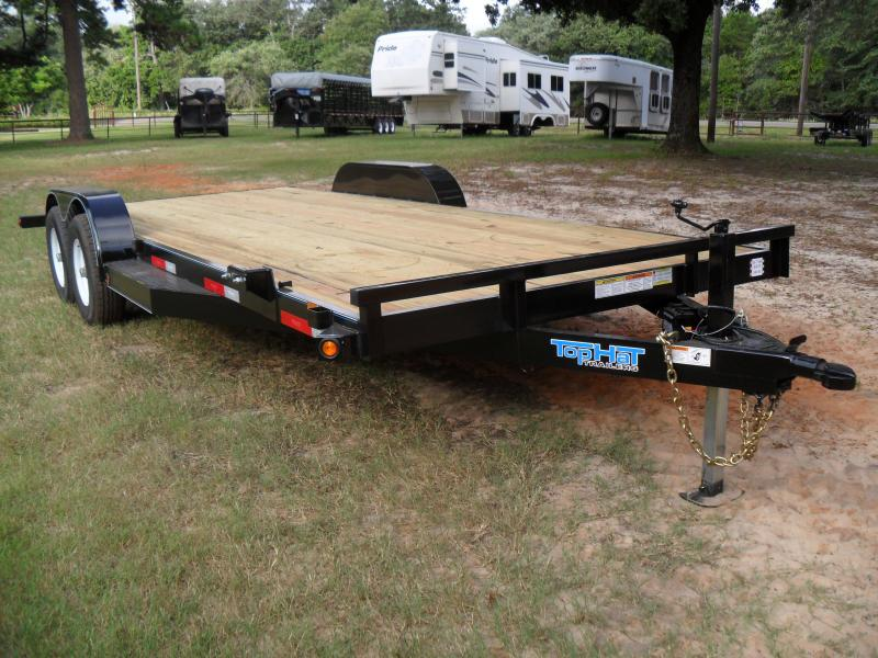 2019 Top Hat Trailers 20 x 83 Car/ Equipment Trailer