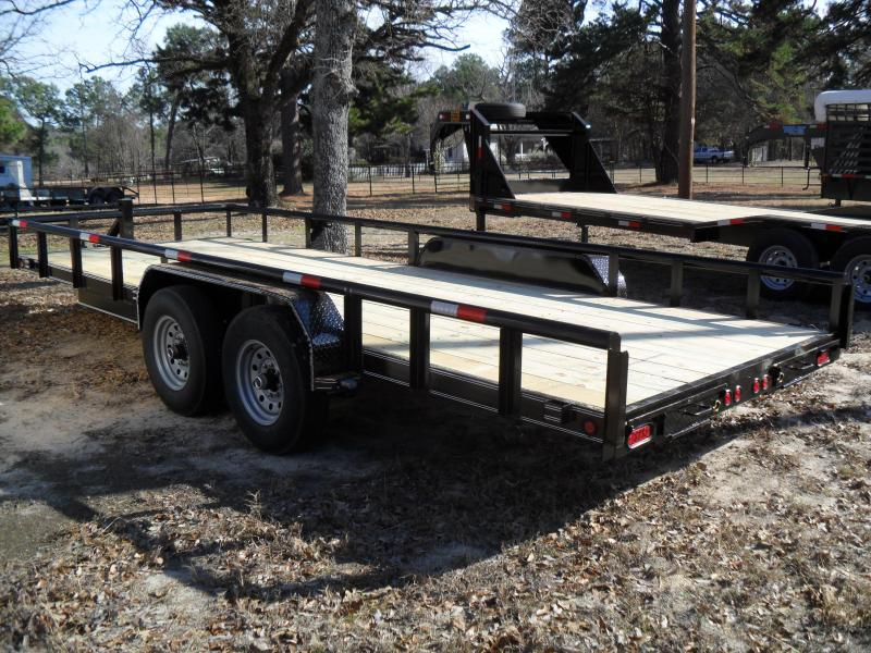 "2020 Tiger 20' x 83"" HD Pipe Top Utility Trailer"