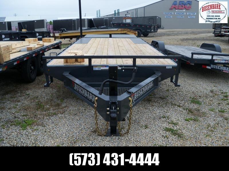 24x102 Lamar Charcoal Deck Over 14k 5' Dove Rhino Ramps F8022427