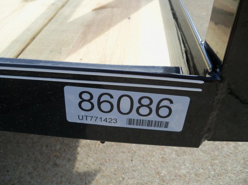 14*077 TANDEM AXLE CLASSIC UTILITY UT771423