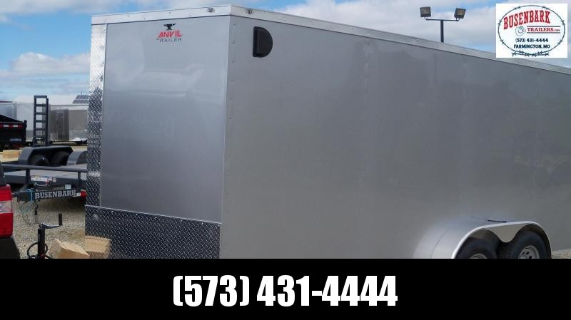 2019 Anvil at7x16ta2 Enclosed Cargo Trailer