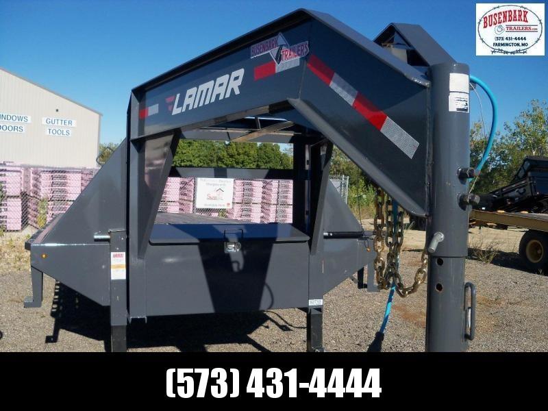 Lamar Trailers 28x102 DECK-OVER GN FD02282A