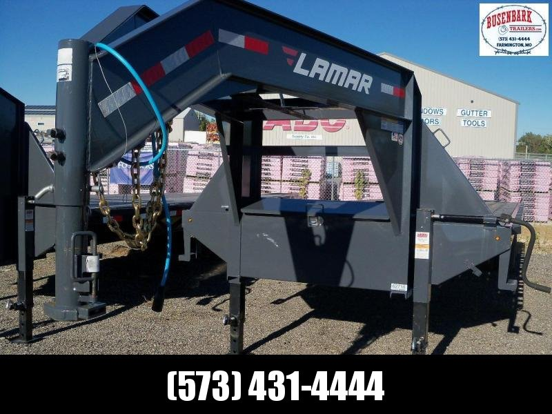 Lamar Trailers 28x102 DECK-OVER GN FD02282A