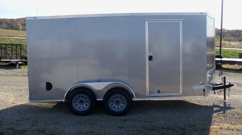 AT7X14TA2 Enclosed Cargo Trailer