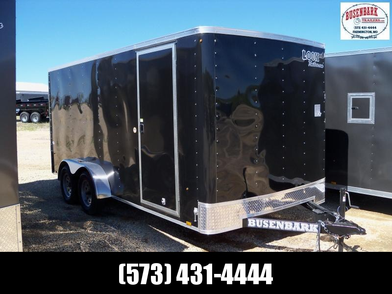 STLC7X16TE2 Look Trailers St Cargo Cargo / Enclosed Trailer