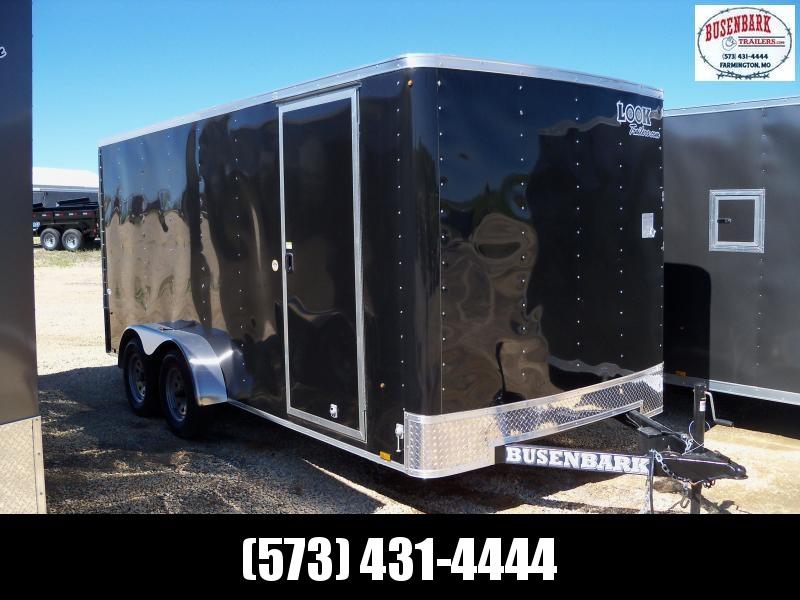 STLC7X16TE2 Look Trailers St Cargo Cargo / Enclosed Trailer