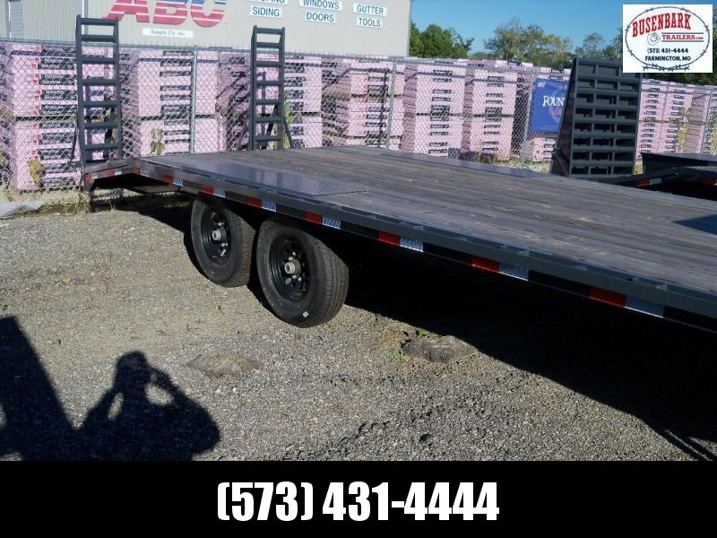 """102"""" X 24' DECK-OVER 14K F8022427 4' DOVE STAND UP RAMPS"""