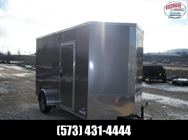 2020 Anvil AT6X12 Enclosed Cargo Trailer 7' Tall