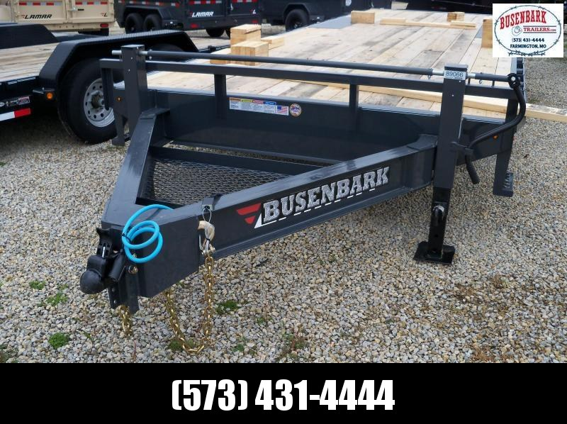 24X102 Lamar Charcoal Deck Over W/Slide In Ramps F8022427