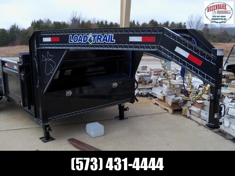 2020 Load Trail GD8316072 Tandem Axle Gooseneck Dump