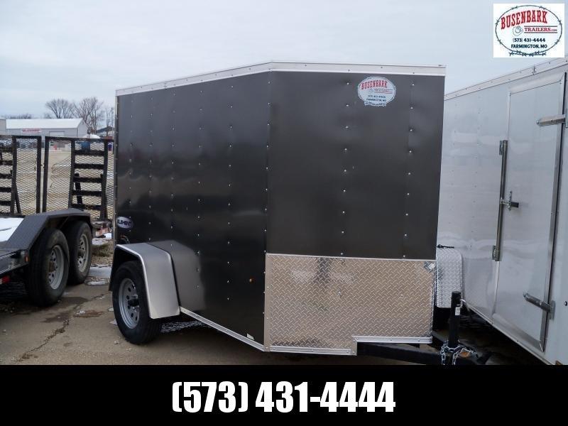 EWLC5X8SI2 Look Trailers Look Ewlc 5 Wide Single Cargo / Enclosed Trailer