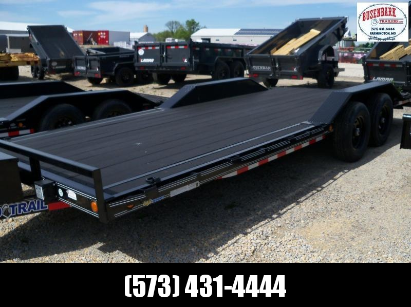 20X102 Load Trail Blackwood Pro Floor Carhauler CH0220052