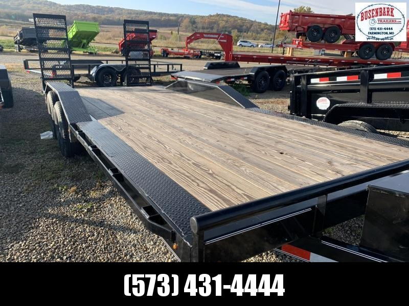 "2019 Lamar Trailers 22'X102"" EQUIPMENT HAULER 14K H6022227"