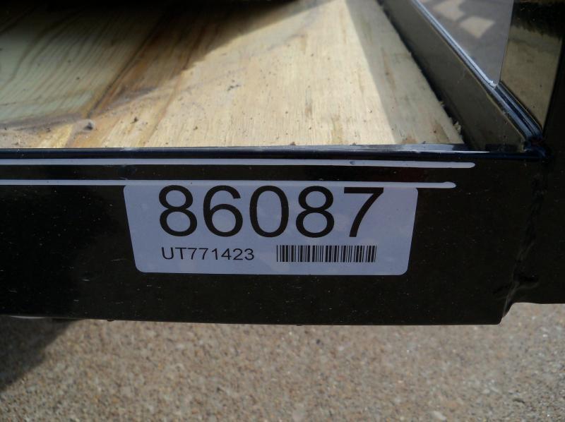 14*083 TANDEM AXLE CLASSIC UTILITY UT831423
