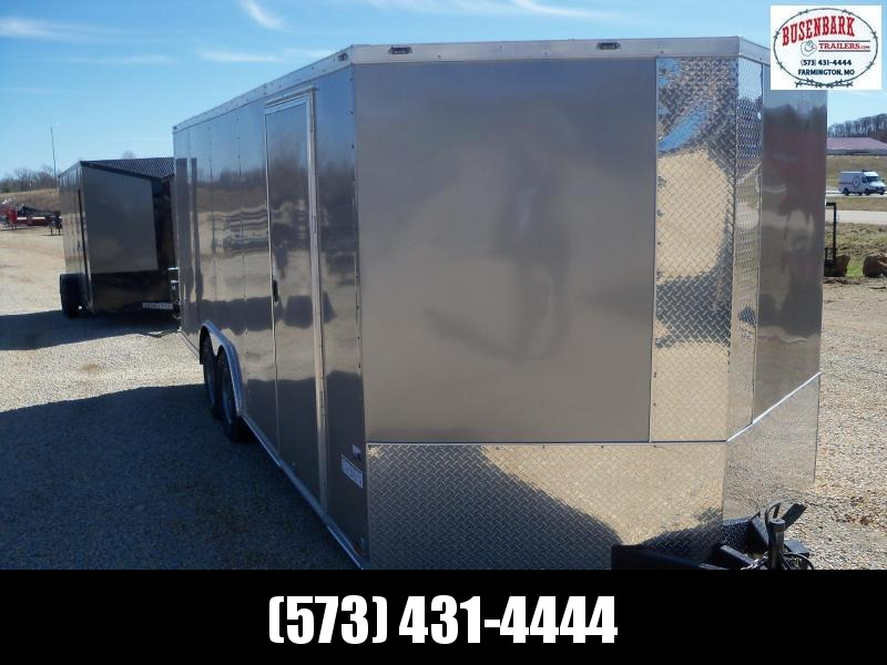 2020 Anvil AT86X20TA Enclosed Cargo Trailer