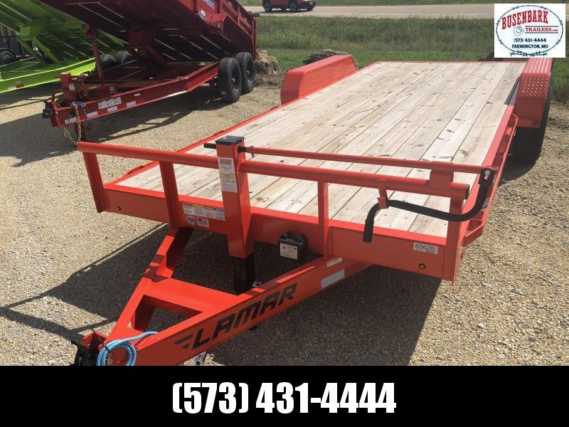 20*083 EQUIPMENT HAULER H6832027