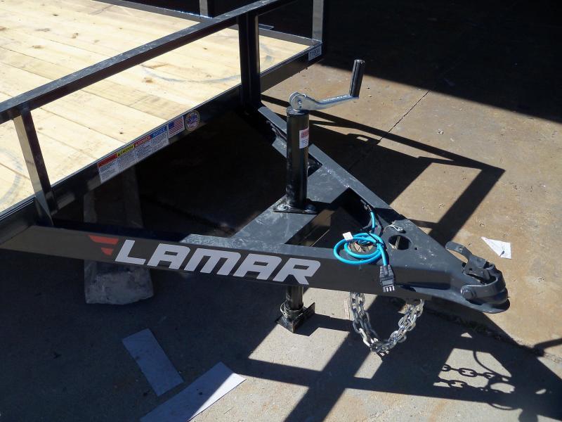 Lamar utility trailer UT771623
