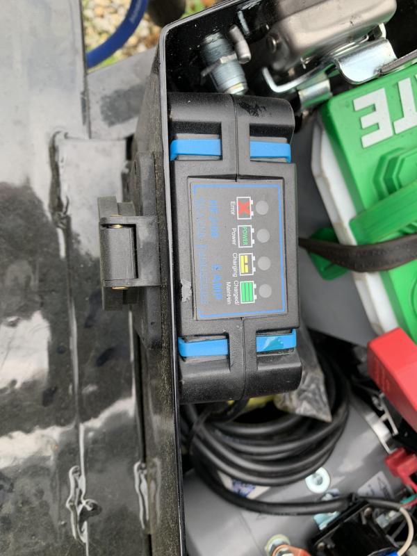"""72"""" X 12' Tandem Axle Dump DT7212052"""