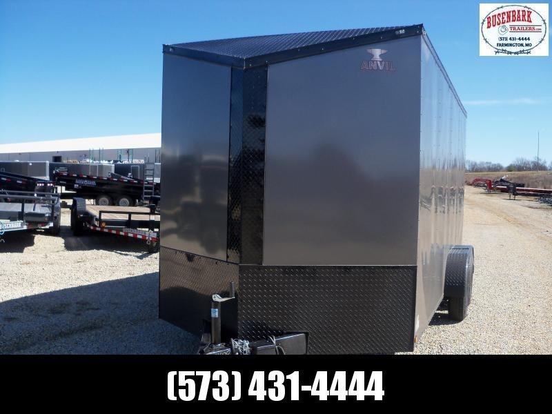 2020 Anvil AT7X16TA Enclosed Cargo Trailer