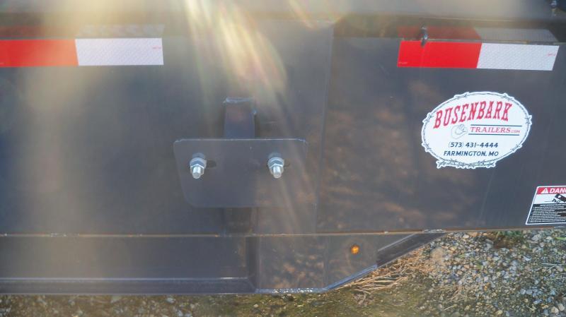 """83"""" X 14' LOW-PRO DUMP 14K DL831427"""