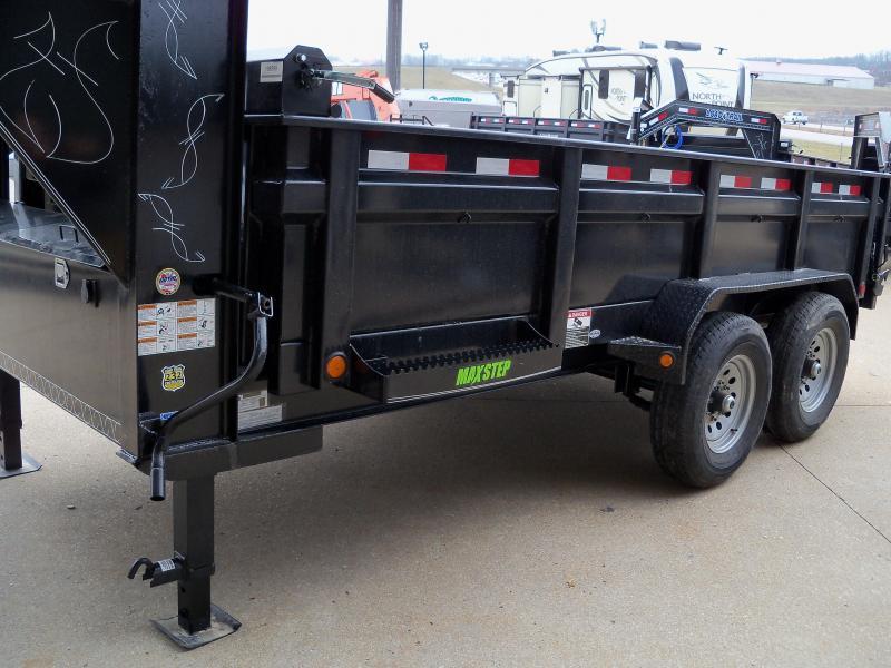 2020 Load Trail GD8314072SS Dump Trailer