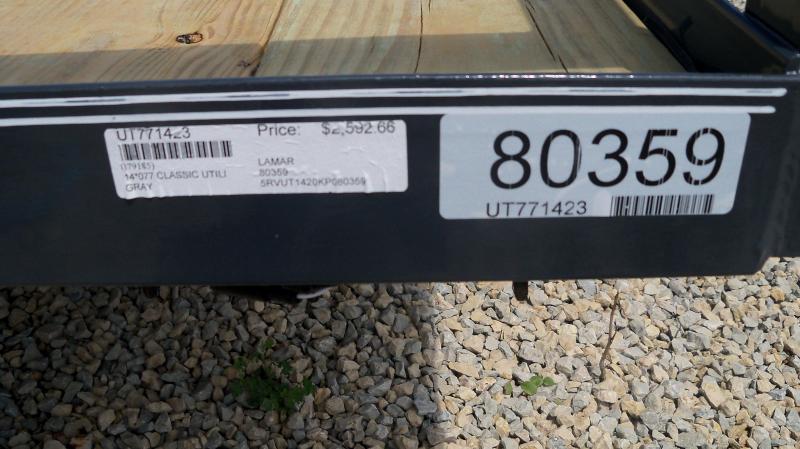 """77"""" X 14' CLASSIC UTILITY 7K"""